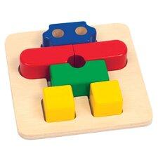 Robot Primary Puzzle
