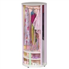 Pastel Dress-Up Carousel Armoire