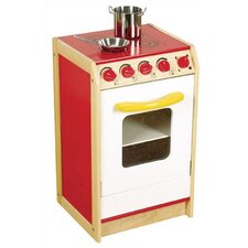 Color Bright Kitchen Stove
