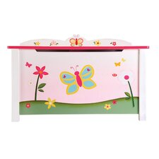 <strong>Guidecraft</strong> Butterfly Buddies Toy Box