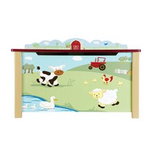 <strong>Guidecraft</strong> Farm Friends Toy Box