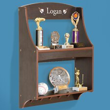 <strong>Guidecraft</strong> Personalized Expressions Trophy Rack