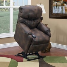 52 Series Petite Wall-a-Way Reclining Lift Chair with Extra Magazine Pocket