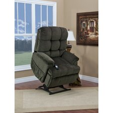<strong>Med-Lift</strong> 5555 Series Sleeper/Reclining Lift Chair with Extra Magazine Pocket
