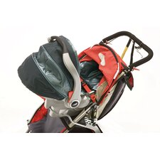 Infant Car Seat Adapter for Single Strollers