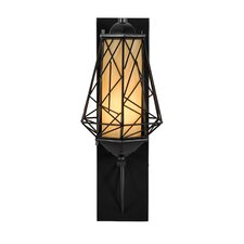Wright Stuff 1 Light Wall Sconce