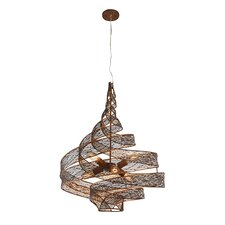 Flow 6 Light Pendant