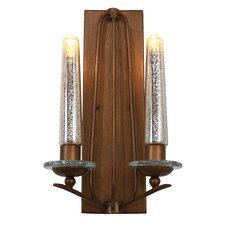 Madison 2 Light Wall Sconce
