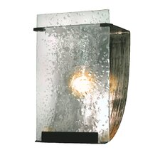 Rain 1 Light Recycled Bath Light