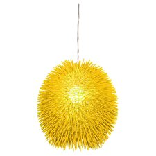 Urchin 1 Light Mini Pendant