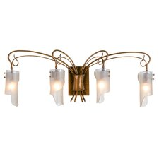 Soho Recycled 4 Light Bath Vanity Light