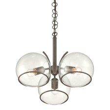 Watson 3 Light Mini Chandelier