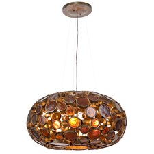 <strong>Varaluz</strong> Fascination 4 Light Foyer Pendant