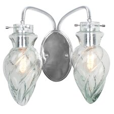 <strong>Varaluz</strong> Vintage 2 Light Bath Vanity Light