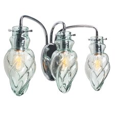 <strong>Varaluz</strong> Vintage 3 Light Bath Vanity Light