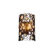 Fascination 2 Light Outdoor Wall Bracket