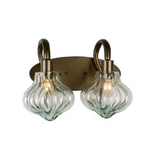 Tusk 2 Light Bath Vanity Light