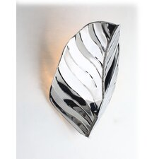 Banana Leaf 1 Light Wall Sconce