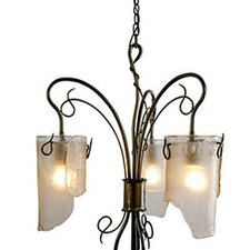 Soho 3 Light Mini Chandelier