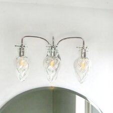 Vintage 3 Light Bath Vanity Light
