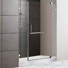 "47.75"" W x 72"" H x 36"" D Pivot Shower Door"
