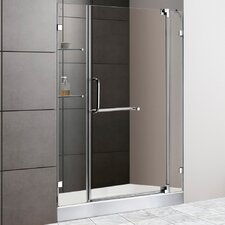"47.75"" W x 72"" H x 32"" D Pivot Shower Door"