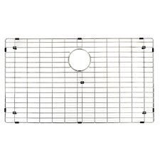 "33"" x 18"" Kitchen Sink Bottom Grid"