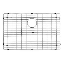 "28"" x 18"" Kitchen Sink Bottom Grid"