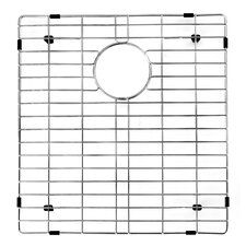 "17"" x 18"" Kitchen Sink Bottom Grid"
