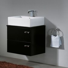 "Calida 21.63"" Wall Mounted Bathroom Vanity Set"