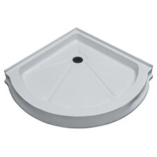 Round Shower Base