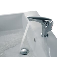 <strong>Vigo</strong> Single Hole Apollo Bathroom Faucet with Single Handle