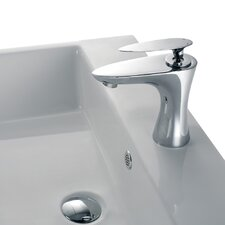 <strong>Vigo</strong> Single Hole Ava Bathroom Faucet with Single Handle