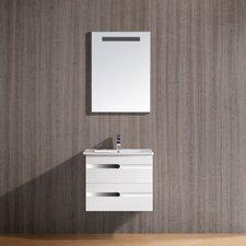 "Ethereal-Duece 24"" Single Bathroom Vanity Set"