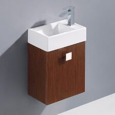 "<strong>Vigo</strong> Marina 15.75"" Single Bathroom Vanity Set"