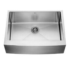 "30"" x 22.25"" Farmhouse Kitchen Sink"