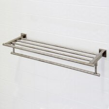 "Allure 24"" Hotel Style Rack and Towel Bar"
