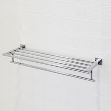 Allure Wall Mounted Towel Rack