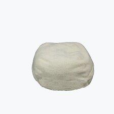 Sherpa Puff Ball Dog Pillow