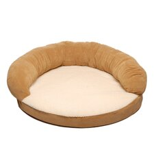 <strong>Everest Pet</strong> Ortho Sleeper Bolster Dog Bed