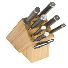 Premier 9 Piece Gourmet Knife Block Set