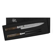 Premier 2 Piece Carving Set