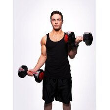 Adjustable Dumbbells with Stand