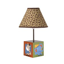 "Zambia 17"" H Table Lamp with Empire Shade"