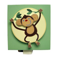 Jungle Babies Night Light