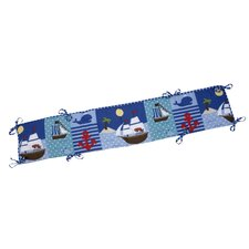 Baby Buccaneer Traditional Padded Bumper