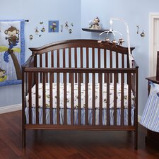3 Little Monkeys Crib Bedding Collection
