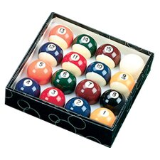 <strong>Action</strong> Action Billiard Balls Standard Ball Set