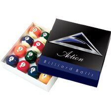 <strong>Action</strong> Billiard Balls - Action Deluxe Set