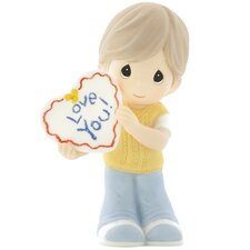 'Love You!' Figurine